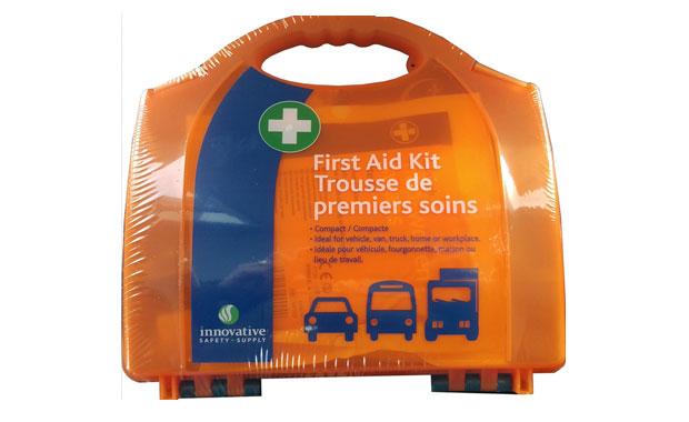 Orange-First-Aid-Kit